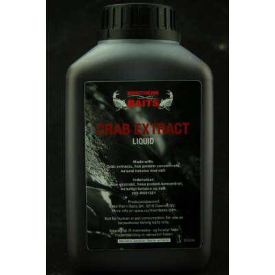 CRAB EXTRACT 0.5l
