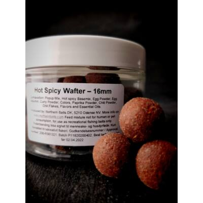 Hot Spicy wafters 20mm