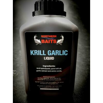 Krillers Garlic liquid 0,5l