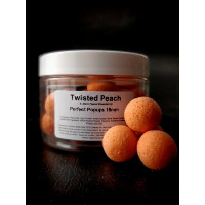 Twisted Peach Perfect Pop up-15mm/Őszibarack