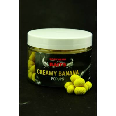 Creamy Banana Perfect Pop Up 10mm