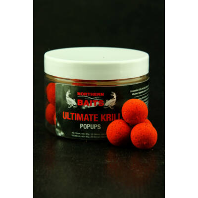 Ultimate Krill Pop Up 15mm